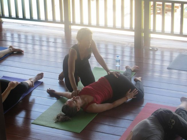 7 Days Well-Being Meditation and Yoga Holiday in Koh Samui, Thailand