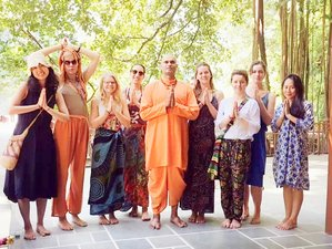 28 Day 200-Hour Hatha and Ashtanga Yoga Teacher Training in Rishikesh