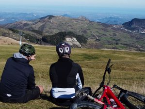 5 Days Meditation and Yoga Retreat with Mountain Biking in Frontino, Italy