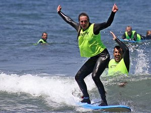 8 Days Silver Surfer Surf Camp Ericeira, Portugal