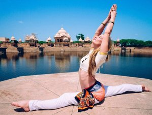 17 Days 200-Hour Bhakti Intensive Yoga Teacher Training in Vrindavan, India