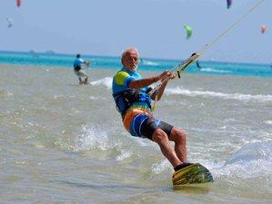 8 Days Beginner Kitesurfing in Hurghada, Egypt