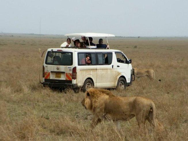 7 Days Maasai Mara, Lake Nakuru, Amboseli & Tsavo West Safari in Kenya
