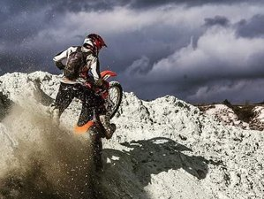 5 Day Guided Top Enduro Luxury Motorcycle Tour in Bulgaria
