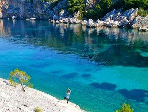 7 jours en retraite de yoga corps et âme sur l'Île de Hvar, Croatie