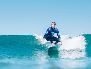 8 Day International Surf Camp Suitable for All Levels in Estela, Porto