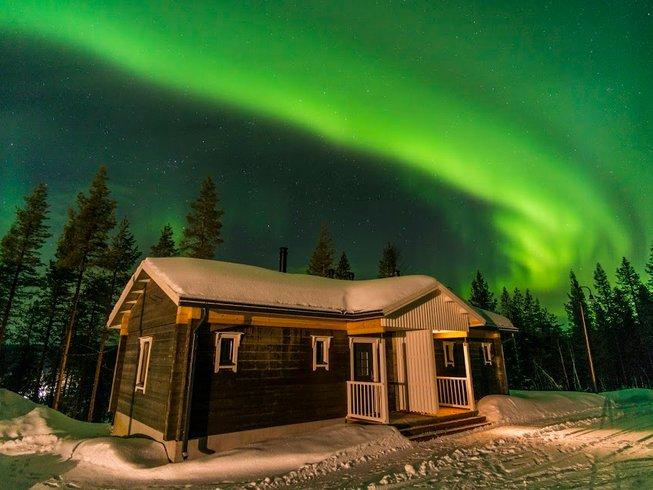 6 jours en retraite de yoga, méditation et tai chi en Laponie, Finlande