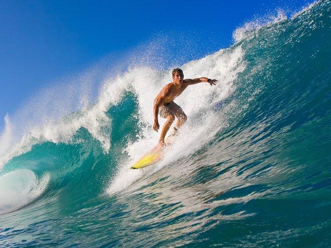 7 Days Marvelous Surf Camp Sri Lanka