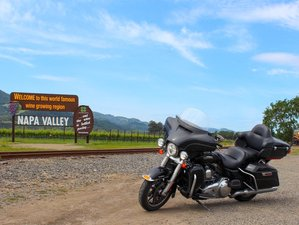 2 Day Napa Valley Gastro and Guided Moto experience of California's wine valley