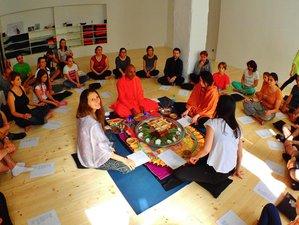 41 Days 500-Hour Yoga Teacher Training Rishikesh India