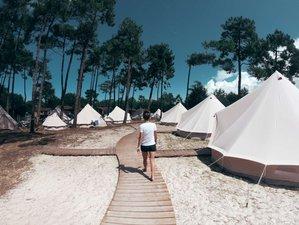 8 Days Family Surf Camp in Vendays-Montalivet, Gironde, France