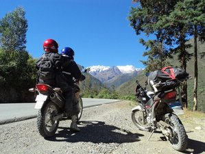 3 Day Guided Fantastic Motorcycle Tour in Sacred Valley of Peru with a Machu Picchu Tour
