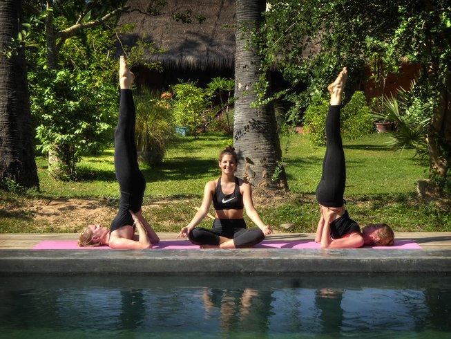 4 días retiro de yoga y meditación en Siemp Reap, Camboya
