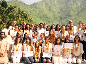 27 Days 200-Hours Yoga Teacher Training in Rishikesh, India
