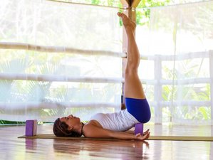 7 Days Deluxe Wellness, Surf, and Yoga Holiday in Santa Teresa, Costa Rica