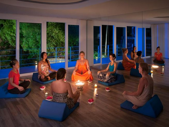 5 Days Active Cleanse and Yoga Retreat in Phuket, Thailand
