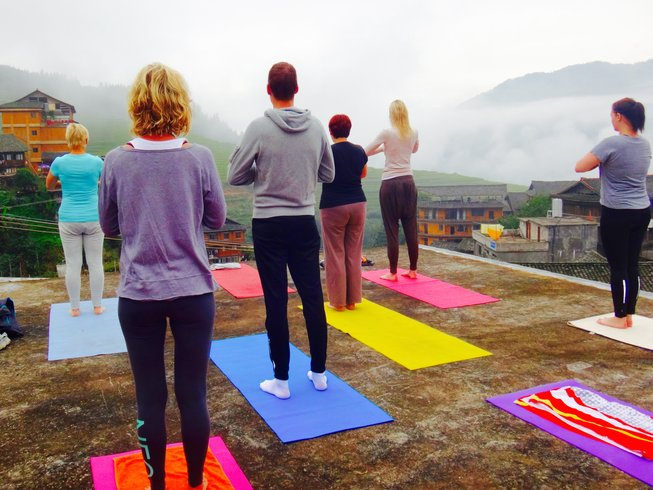 10 Days Yin Yang Adventure Yoga Retreat in China