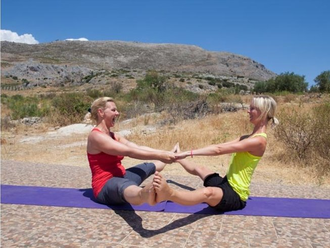 5 Days Late Summer Yoga Retreat in Andalucia