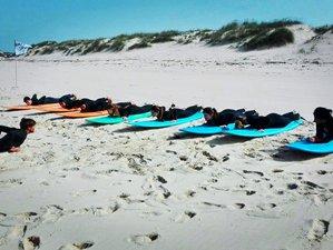 8 Day Mahara Caparica Surf Camp in Almada, Setúbal