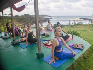 5 Days Raw Food Yoga Retreat in Jamaica