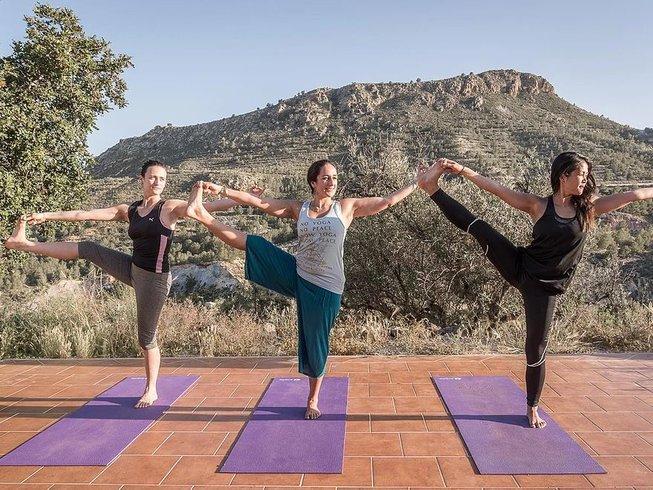 7-Daagse Vinyasa Yoga Retraite in Murcia, Spanje