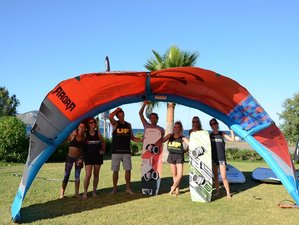 28 Days Yoga and Kitesurfing Camp in Majorca, Spain