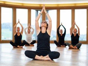 3 Tage Yoga Retreat mit Fokus auf Ayurveda im Appenzeller Land