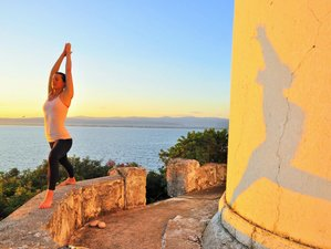 7 Days Private Island Yoga Retreat in Greece