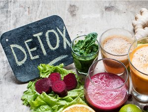5 Days Longevity Juice Fasting Detox Retreat by the Beach in Algarve, Portugal