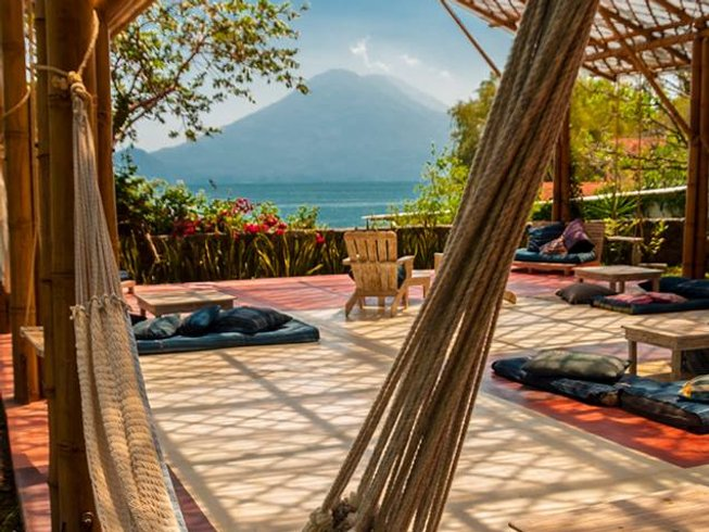8 Days Holistic Exploration Yoga Retreat in Guatemala