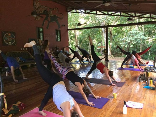 5 Days Sisters of the Moon, Women's Yoga Retreat in Costa Rica