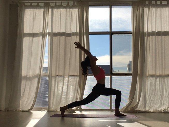 2 días retiro de yoga y canto en la naturaleza