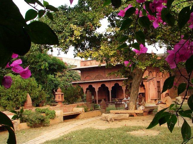 29 Days 200-Hour Yoga TTC in Vrindavan, India