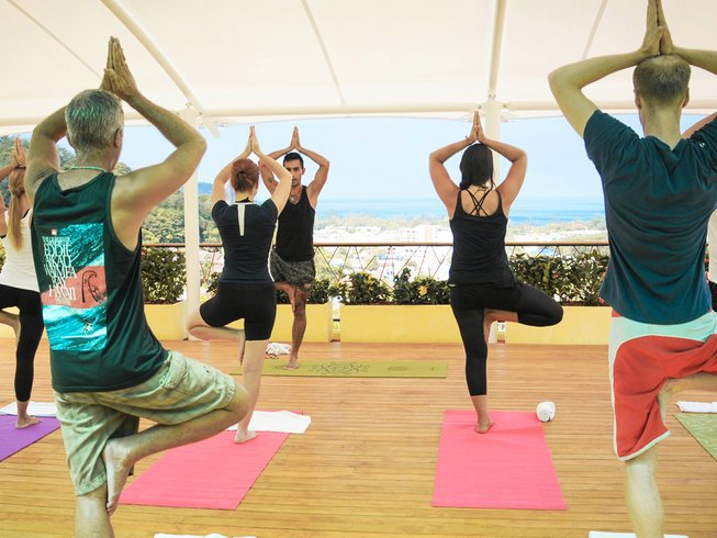 9 Days Rejuvenating Yoga Retreat in Phuket, Thailand