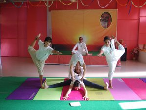 27 Days 200-Hour Yoga Teacher Training in Indore, India