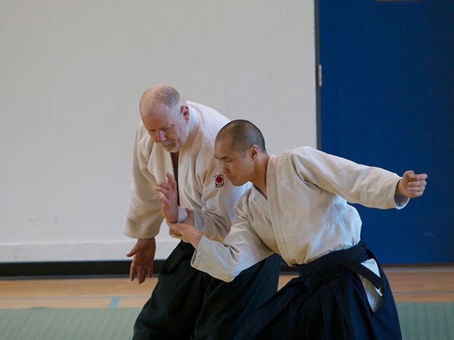 1 Week Aikido Camp in Canada