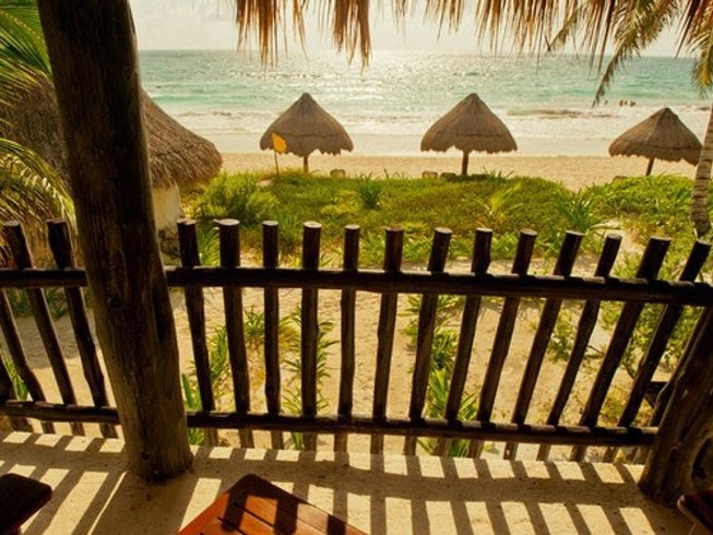 8 Days Yoga Retreat in Tulum, Mexico