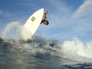 8 Days Lively Surf Camp Philippines