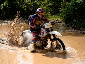 13 Day Temple Raider Guided Motorcycle Tour in Cambodia