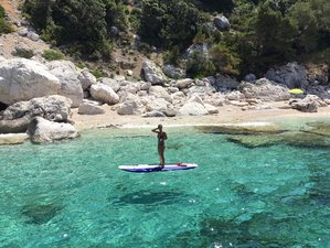 4 Days Sail'n'SUP Weekend Surf Camp in Dubrovnik Archipelago, Croatia