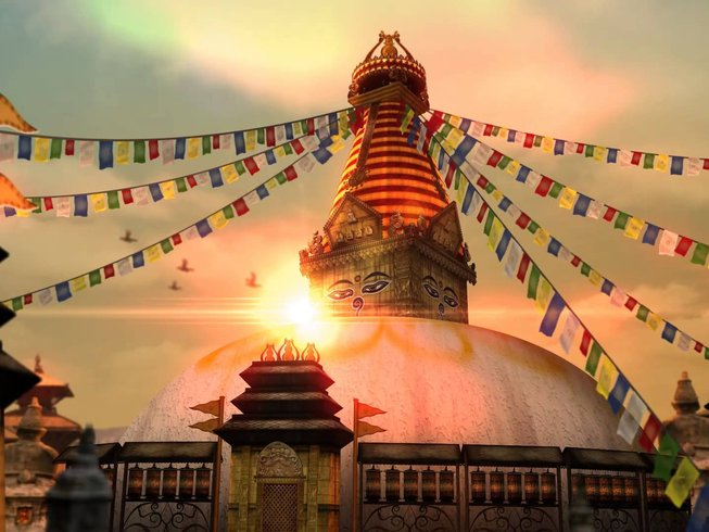 12 Days Meditation and Yoga Retreat in Nepal