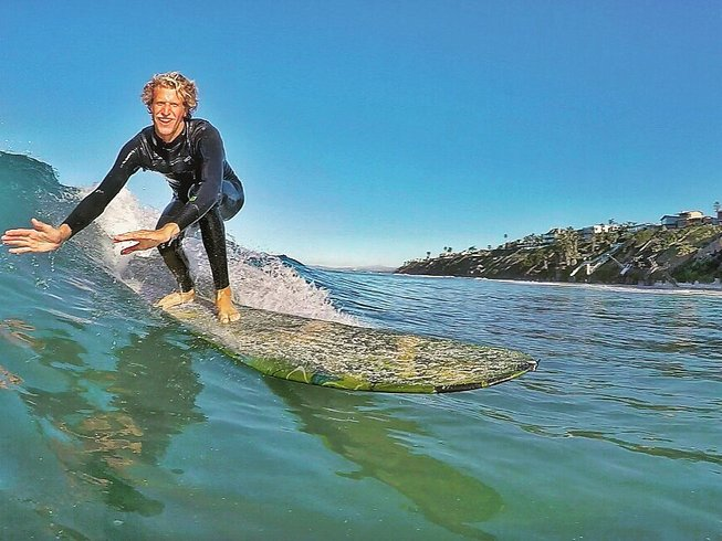 8 Days Surf Camp in California