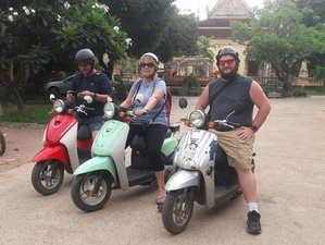 4 Day Guided Motorcycle Tour to Angkor Wat Temple and Tonle Sap Lake in Cambodia