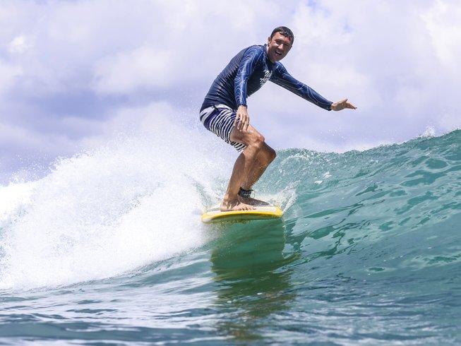 8 Days Surf Camp in Canggu, Kuta North, Indonesia
