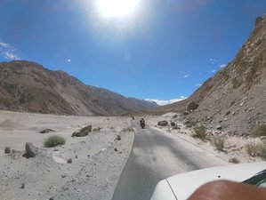 13 Day Guided Motorcycle Tour From Delhi to Leh, Srinagar, Delhi