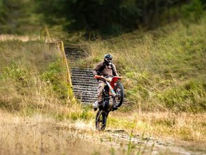 5 Day Guided Enduro Motorcycle Tour in the best area of Rhodope Mountains, Bulgaria