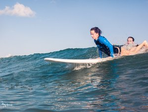 8 Day Moderate Lesson or Guiding TS2 Surf Camp in Weligama, Southern Province