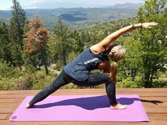 4 días retiro de yoga para mujeres en Florida, EUA