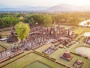 7 Day VIP Muay Thai, Yoga, Wellness, Tours, and Thai Culture in Phitsanulok