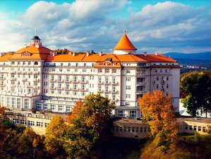 15 Days Cleansing Detox Retreat in Karlovy Vary, Czech Republic